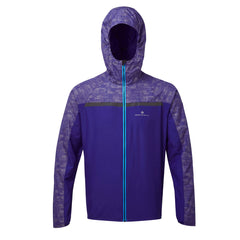 Ronhill Mens Momentum Afterlight Jacket | Deepsea/Reflect