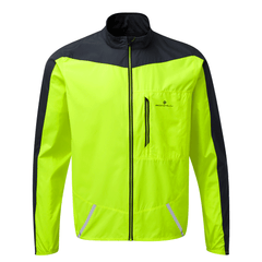 Ronhill Mens Stride Windspeed Jacket | Yellow