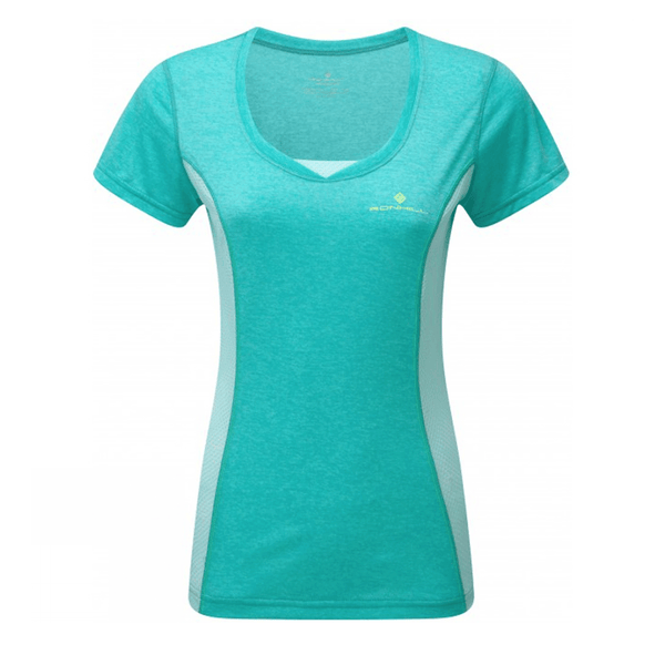 Ronhill Stride Short Sleeve Tee Womens | Jade