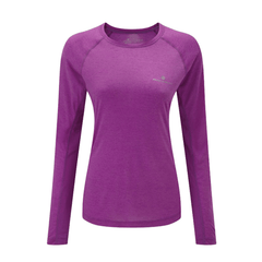 Ronhill Womens Momentum Long Sleeve Tee | Thistle