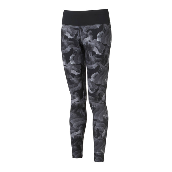 Ronhill Womens Momentum Tight | Grey Wave