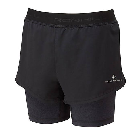 Ronhill Womens Stride Twin Short