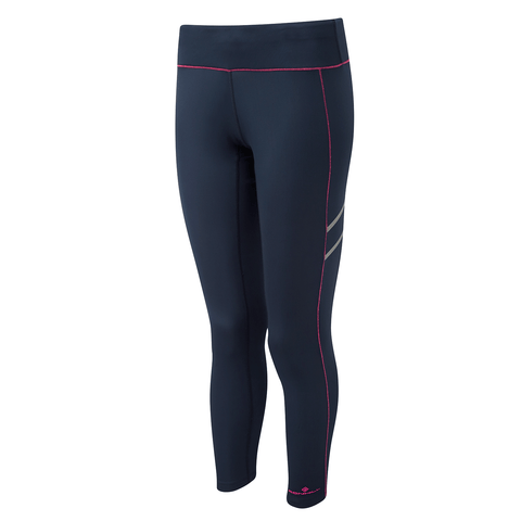 Ronhill Womens Stride Winter Tight | Navy