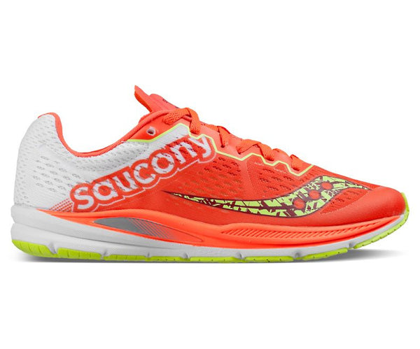 Saucony Fastwitch 8 Womens | Coral/Citron