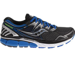 Saucony Redeemer Iso Mens | Black/Blue