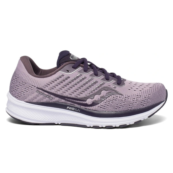 Saucony Ride 13 Womens | Blush/dusk