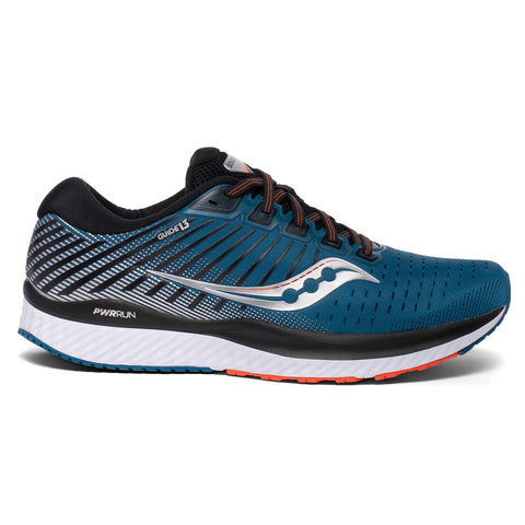 Saucony Guide 13 Mens | Blu/Sil