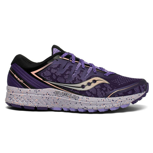 Saucony Guide Iso 2 Tr Womens | Purple