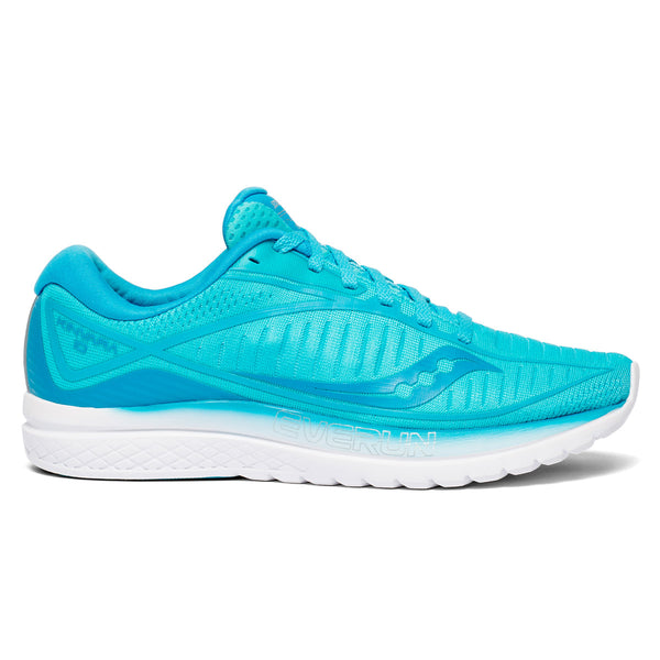 Saucony Kinvara 10 Womens | White/blue