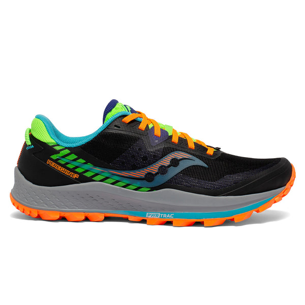 Saucony Peregrine 11 Mens | Future Black