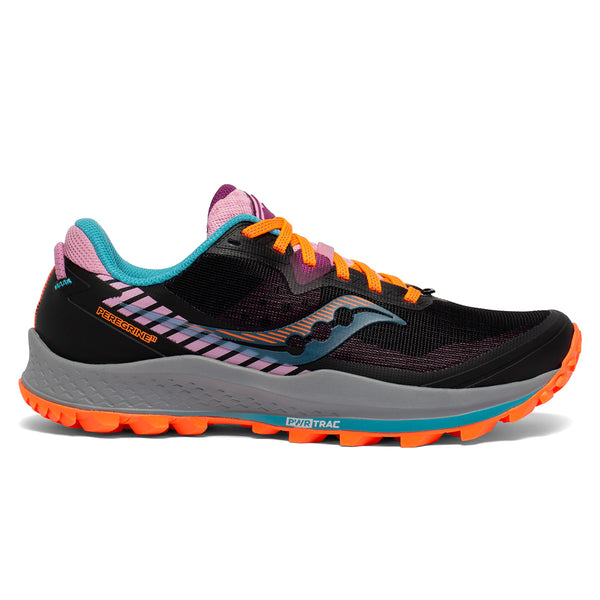 Saucony Peregrine 11 Womens | Future Black