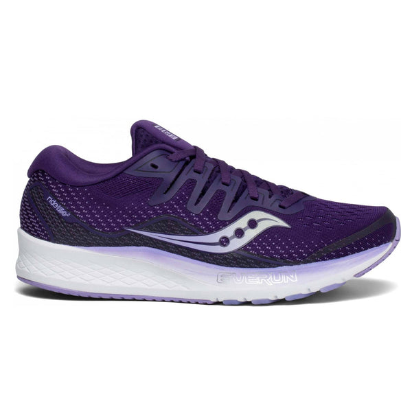 Saucony Ride Iso 2 Womens | Purple