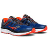 Saucony Guide ISO Mens | Blue / Grey / Vizired