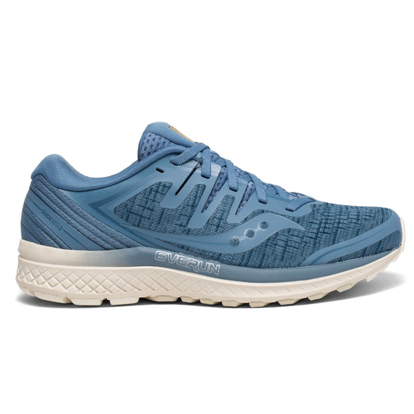 43ed67d5d3 Saucony Guide Iso 2 Womens | Blue Shade | Alexandra Sports