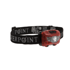 Silverpoint Hunter Xl120 Headtorch | Red