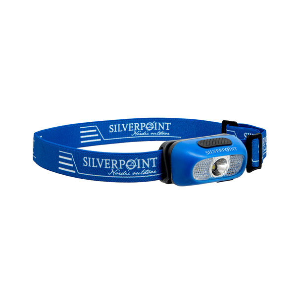 Silverpoint Spark Ii X140 Usb Rechargeable Headtorch | Blue