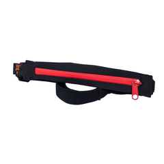 Spibelt Performance | Black with Red Zip