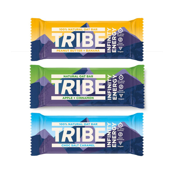 Tribe Infinity Energy Bar