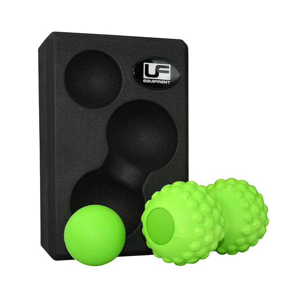Urban Fitness 3 In 1 Massage Set