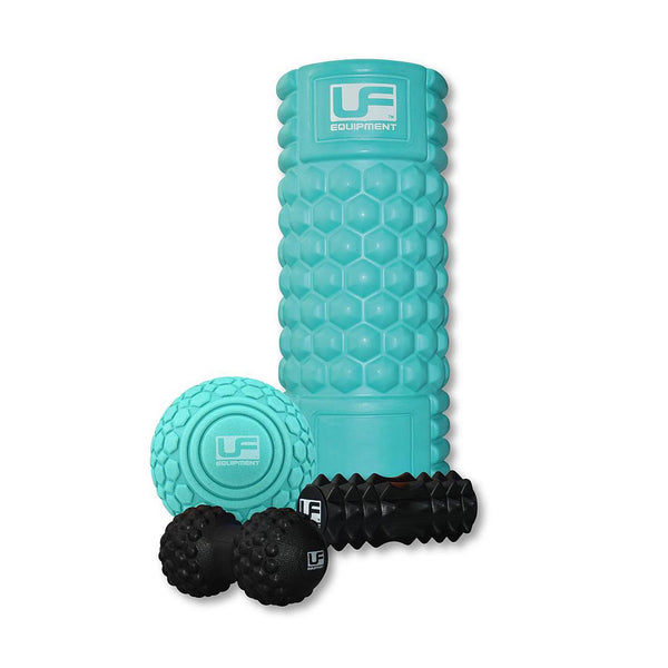 Urban Fitness 4 Piece Massage Set