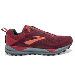 Brooks Cascadia 14 Womens | Rumba Red/Teaberry/Coral