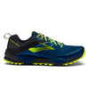 Brooks Cascadia 12 Mens | Blue/Black/Nightlife