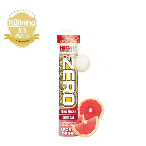 High 5 Zero | Single 20 Tablet Tube | Pink Grapefruit Flavour
