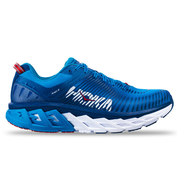 Hoka Arahi 2 Mens | Caribbean Sea/Dress Blue