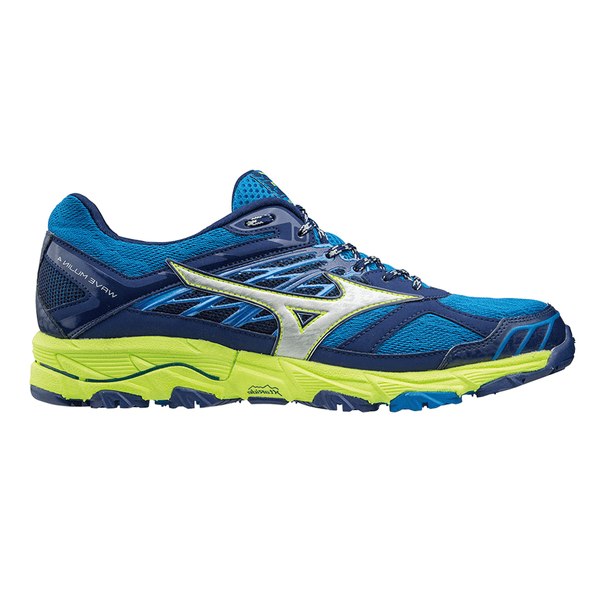 Mizuno Wave Mujin 4 Mens | Blue