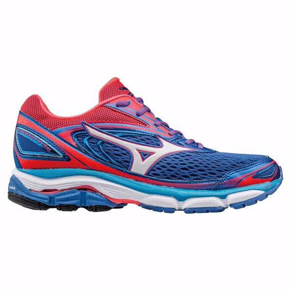 Mizuno Womens Wave Inspire 13 | Blue/Pink