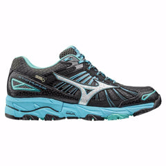 Mizuno Womens Wave Mujin 3 GTX | Dark Shadow