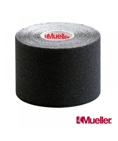Mueller Kinesiology Tape 5cm X 5m | Black