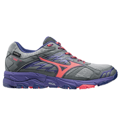 Mizuno Wave Mujin 4 G-Tx Womens | Grey