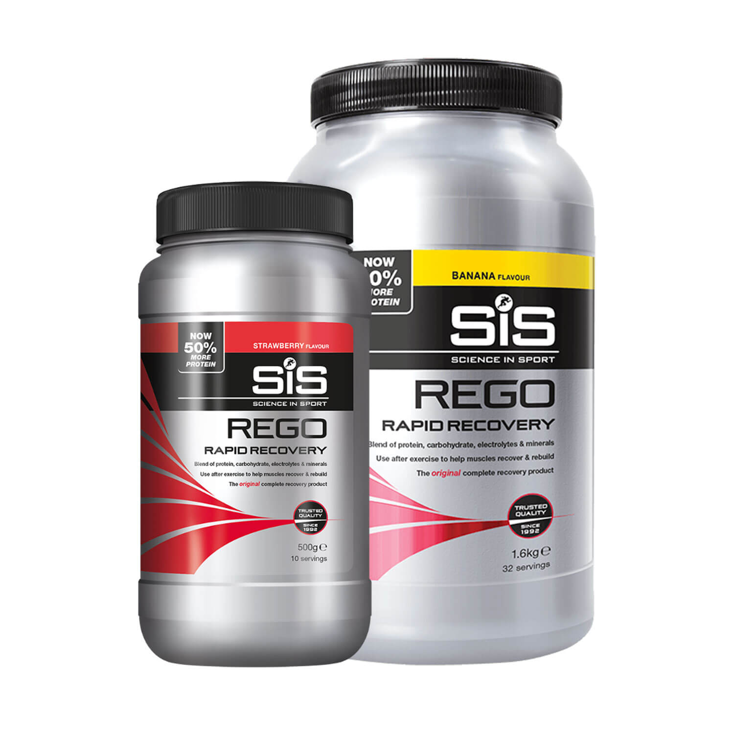 SiS Rego Rapid Recovery Powder