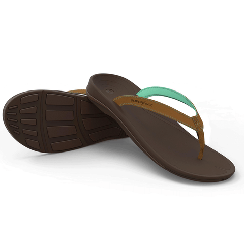 Superfeet OUTSIDE Womens Sandal | Bermuda