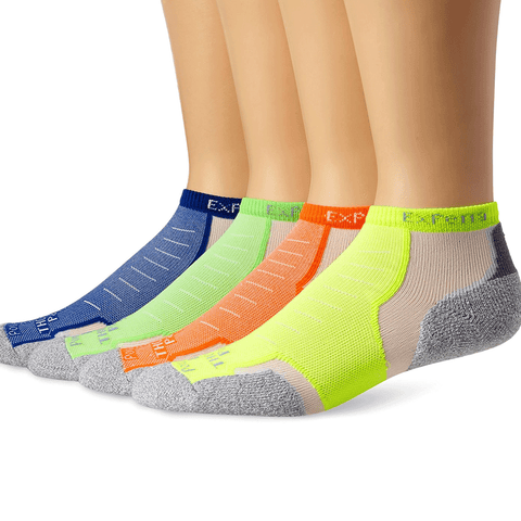 Thorlos Experia Coolmax Micro Mini Running Socks (XCCU)