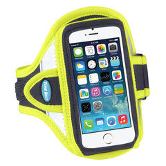 Tunebelt Sport Armband AB87 | Reflective Yellow (iPhone 5/5S/5C)