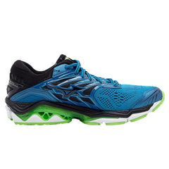 Mizuno Wave Horizon 2 Mens | Turkishtile/Black/Greeng