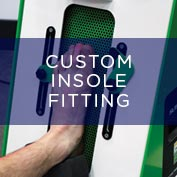 Custom Insole Fitting