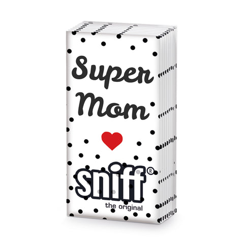 Lenços Sniff Super Mom