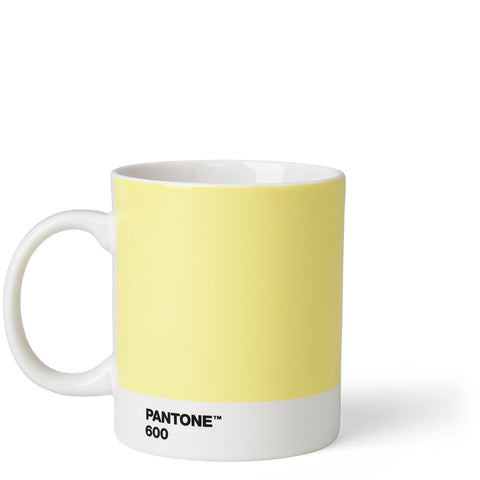Caneca Pantone™ - Light Yellow 600
