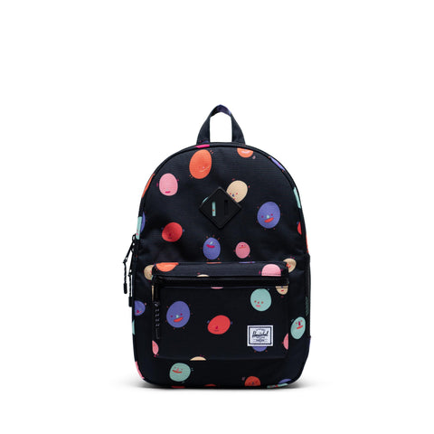 Mochila Herschel Heritage Youth Polka People