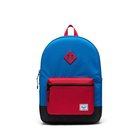 Mochila Herschel Heritage Youth XL Imperial Blue