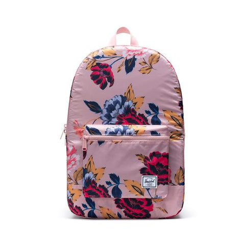 Mochila Herschel Packable Daypack Winter Flora