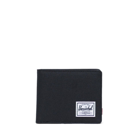 Carteira Herschel Roy + Coin RFID Black