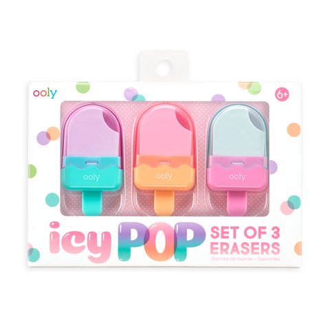 Borrachas Icy Pops 2.0