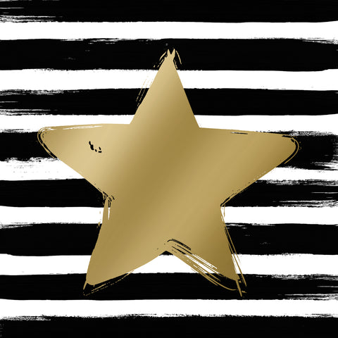 Guardanapos Star & Stripes PBGold