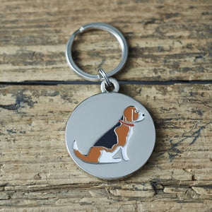 Dog Tag Beagle