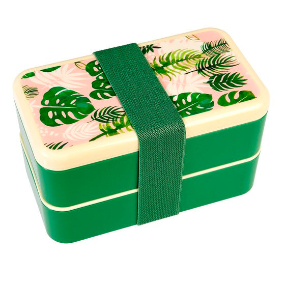 Palm Tree Bento Box L