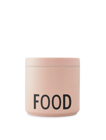 Termo 530ml FOOD Nude
